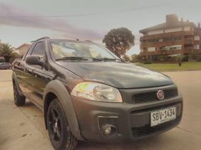 Fiat Strada Working Cabina Ext Extra Full,puedo Financiar