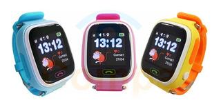 Compa Kids 8 Reloj Rastreador Niños Gps Wi- Fi Celular S O S