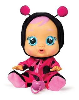Cry Babies Bebes Llorones Con Sonidos Originales Lady - Vaj
