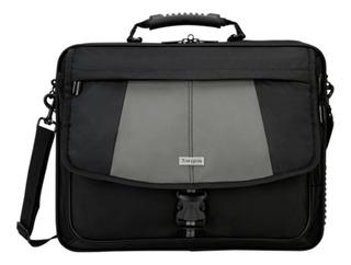 Bolso Maletín Targus Blacktop Deluxe Para Notebook 17 Amv