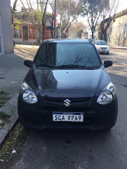 Suzuki Alto 800, 2015, Único Dueño, 5p. Descuenta Iva