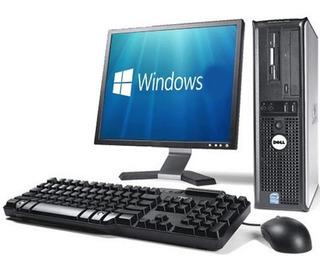 Pc Torre Computadora De Escritorio Completa Garantia Escrita