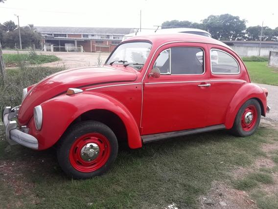 Volkswagen Fusca Año 75 Alemán