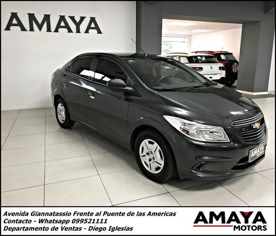 Chevrolet Prisma Joy Impecable Estado 2017 ! Amaya Motors !!