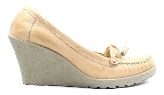 Zapato De Dama De Cuero Marcel Calzados (mod.14259)