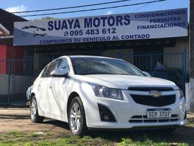 Chevrolet Cruze 1.8 Lt Mt 4 P Año 2014 Permuto Y/o Financio