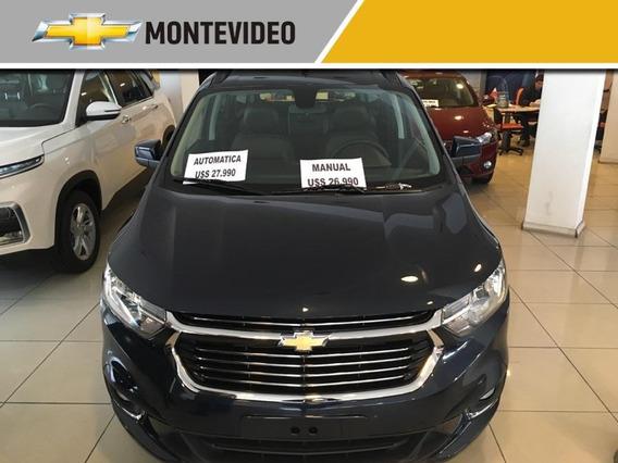 Chevrolet Spin Premier / Automatica / 7 Pasajeros 2019 0km