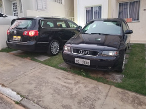 Audi A3 1.8 Turbo 5p 150cv - 2001 - Blindado