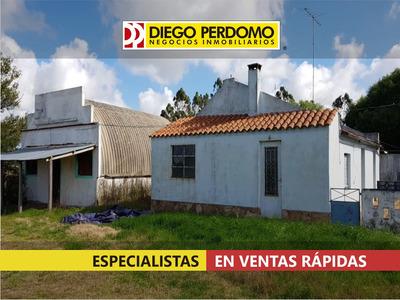 4073 M² Esquina Con Construcciones.