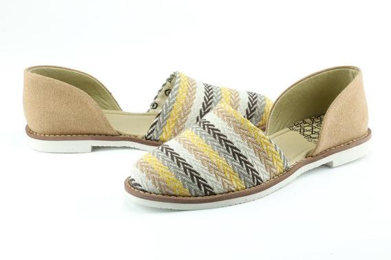 Zapatillas De Dama Barca Tranças - Nuevos Modelos Perky