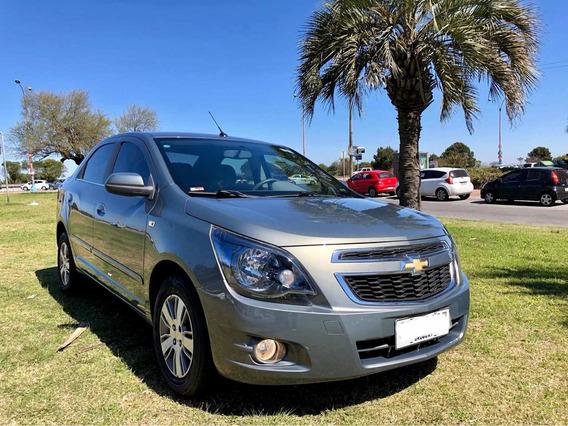 Chevrolet Cobalt Ltz Unico Dueño Ficha En Service Oficial