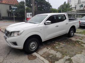 Nissan Np300 Frontier 2.5 Doble Cabina Aa Pack Seg 4x4
