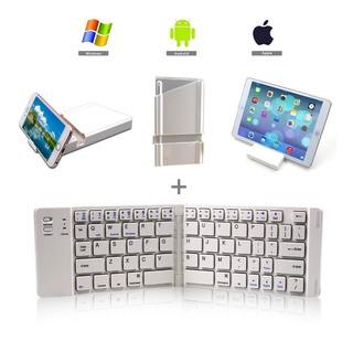 Teclado Plegable Bluetooth Ios-android ¡¡entrega Inmediata!!