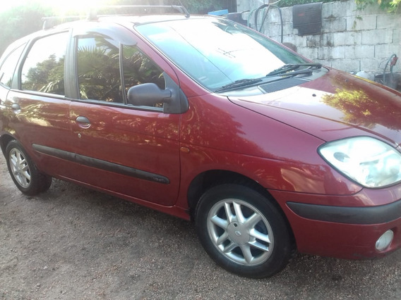 Renault Scenic Rtdt Año 2003.