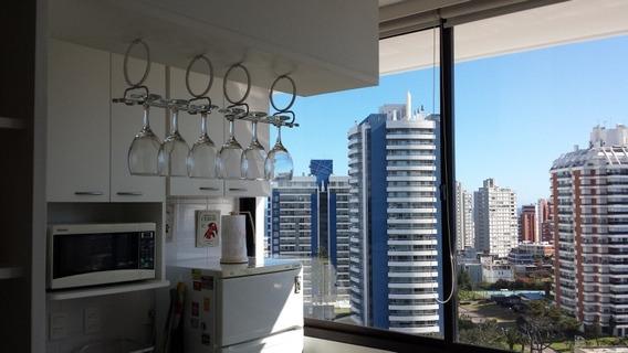 Apartamento En Alquiler En Punta Del Este Muy Luminoso
