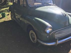Morris Minor 1000 - 1958