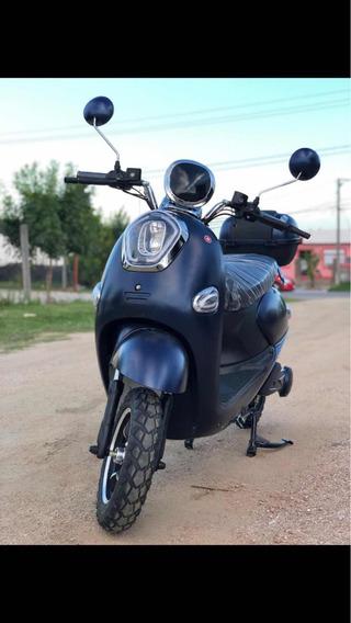 Moto Eléctrica Scooter