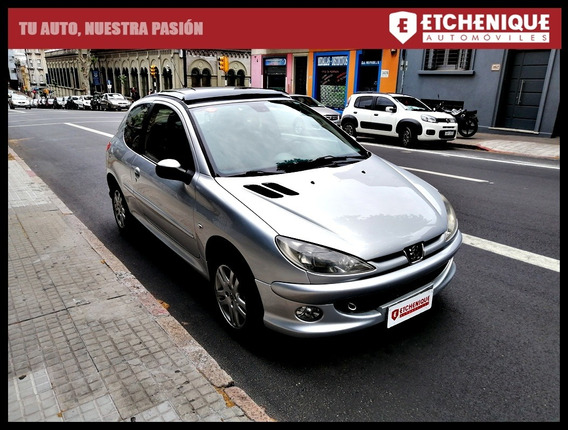 Peugeot 206 Xs 1.6 16v Extra Full Impecable - Etchenique.