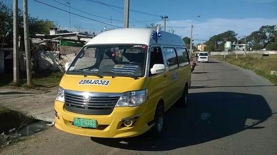Venta Camioneta Transporte Escolar