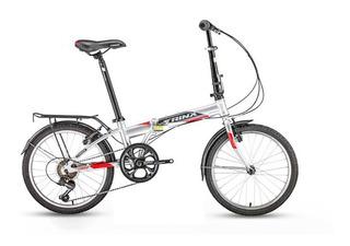 Bicicleta Life 2.0 7 Vel. Plegable