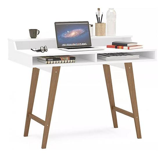 Escritorio - Mesa De Pc Con Bandeja - Oficina - Mueble - Lcm