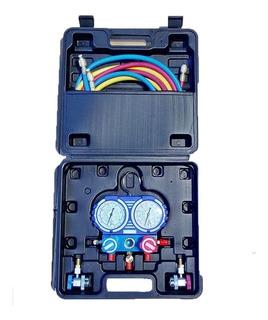 Manometro Manifold Profesional Refrigeración Electroimporta