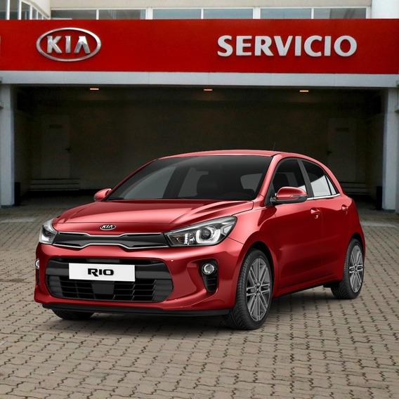 Servicio De Mantenimiento Oficial Kia Rio Hatch- 40,000 Km