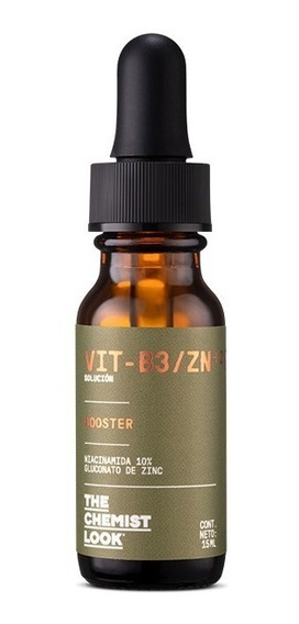 Serum Vitamina B3 (niacinamida) 10% 15ml - The Chemist Look