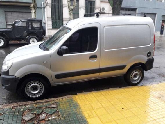 Renault Kangoo 2015 Furgón Airbag Puerta Trasera Y Lateral
