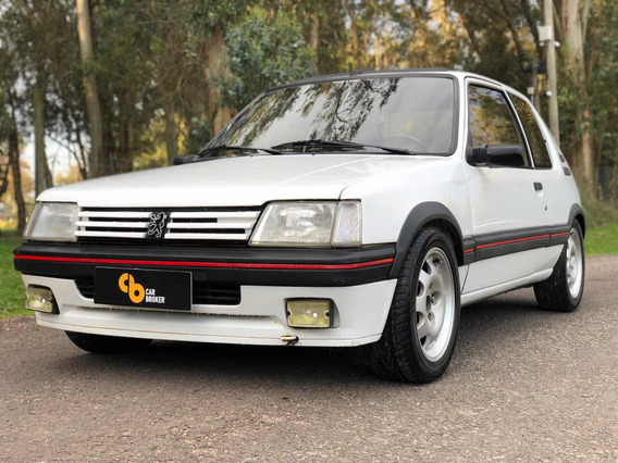 Peugeot 205 Gti Original 1.9 - Único