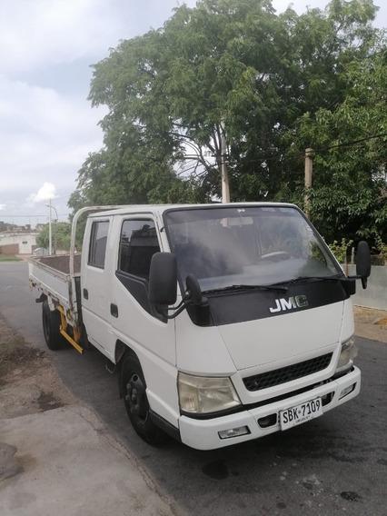 Camion Doble Cabina Jmc Sin Volcadora