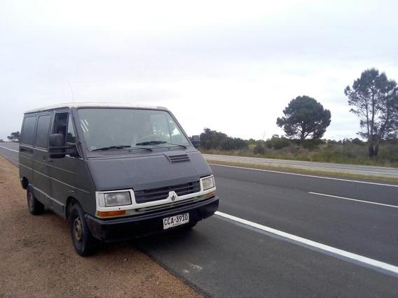 Renault Trafic Furgón 1.9 Diesel