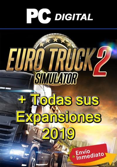 Euro Truck Simulator 2 Pc Español + Todos Sus Dlc / Digital
