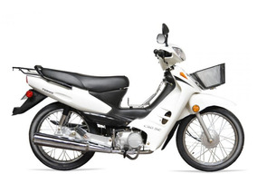 Moto Yumbo C 110 Se - Mercado Pago 12 Cuotas + Casco
