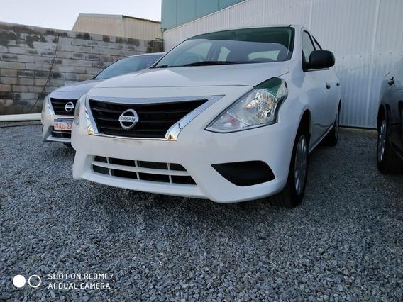 Nissan Versa 1.6 Drive At 2019