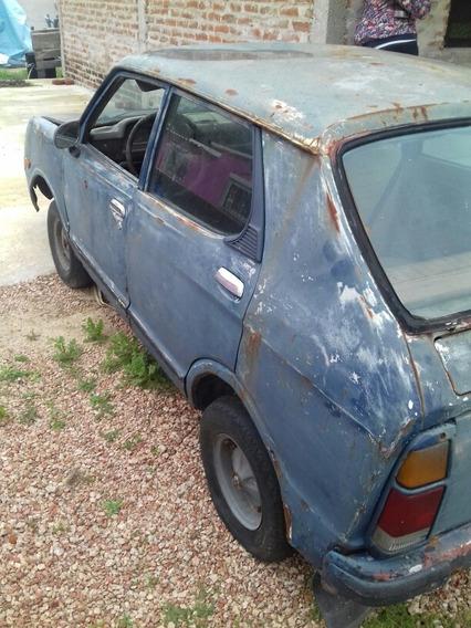 Subaru Rex 600 Lx Lx