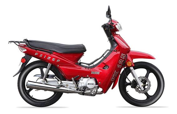 Baccio Px125 F - Concesionario Oficial - Bike Up
