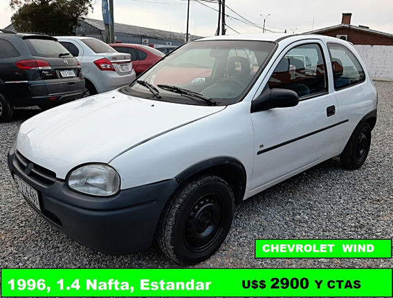 Vendo Financio Chevrolet Wind 98 1.4