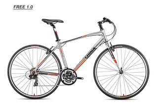 Bicicleta Trinx Free 1.0 Varios Colores