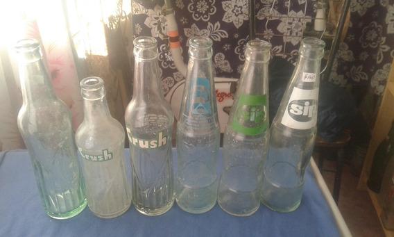 Antiguas Botellas Chicas De Refrescos A Elecion Cada Una