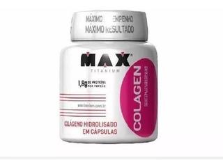 Colageno Hidrolizado Max Titanium 100 Caps