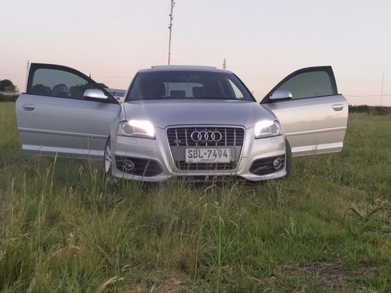 Audi S3 2.0 T Fsi Quattro Stronic 255cv 2011