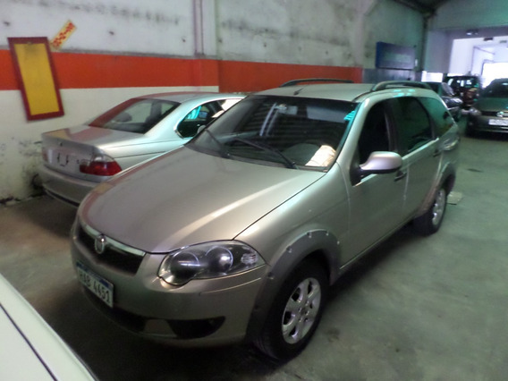 Fiat Palio Weekend Trekking 2014 Airbag Abs