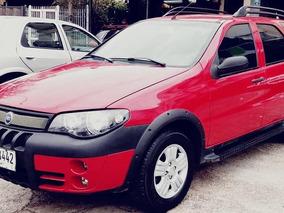 Fiat Palio Weekend 100% Finanicada