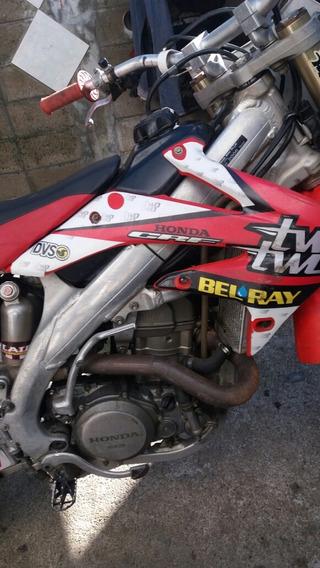Honda Crf 450 2006 Cross