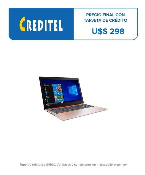 Notebook Lenovo Nueva 15.6 Amd Dual Core 500gb 4gb Win10 Loi