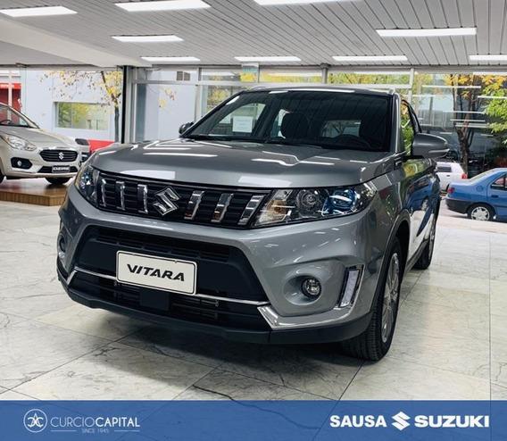 Suzuki Vitara Glx 2019 Gris Oscuro 0km