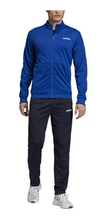 Conjunto adidas Basics De Hombre Pantalón Campera Deportivo