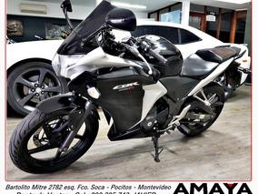 Amaya Garage Honda Cbr 250 R Año 2012