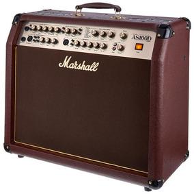 Amplificador Guitarra Marshall As100d Acustica 100